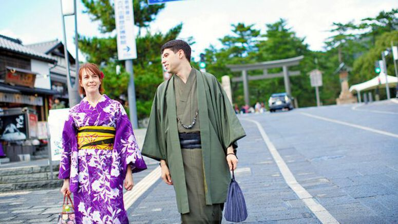 Izumo hopes new English website will woo more foreign tourists