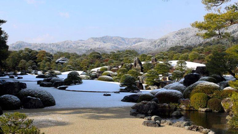 Japanese garden at Shimane art museum ranked No. 1--again