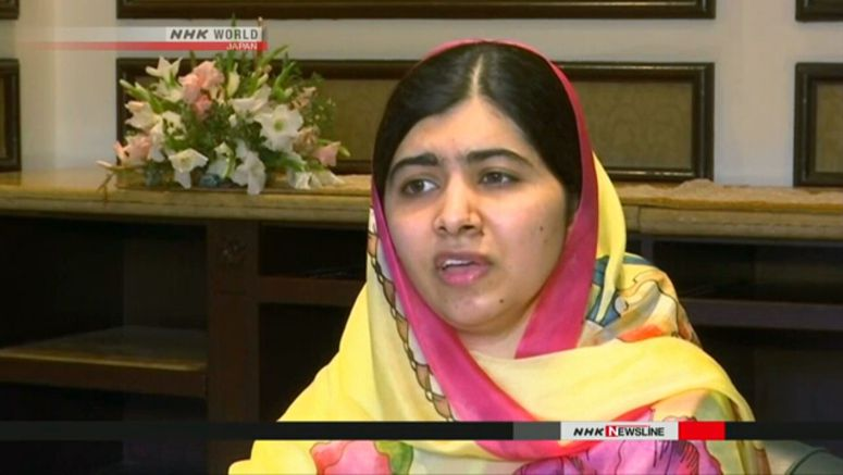 Malala to visit Japan in March
