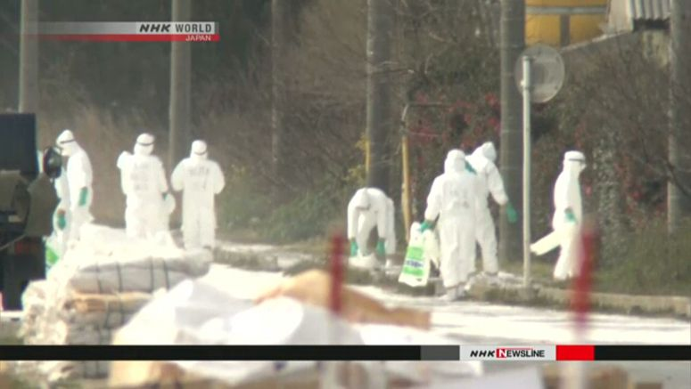 New swine fever outbreak confirmed in Aichi