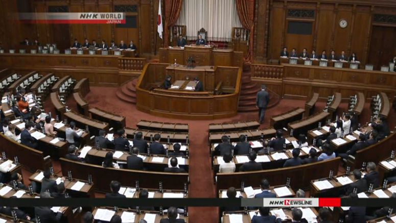 Lower House approves 2nd supplementary budget