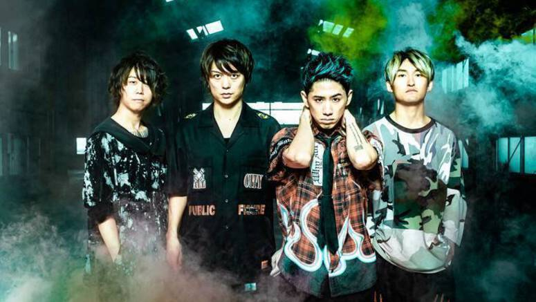 ONE OK ROCK pen theme song for movie 'Kingdom'
