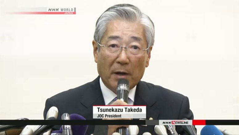 JOC senior official stands by president Takeda