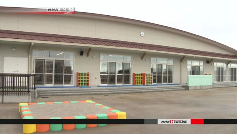 Tsunami-hit daycare to reopen in Miyagi