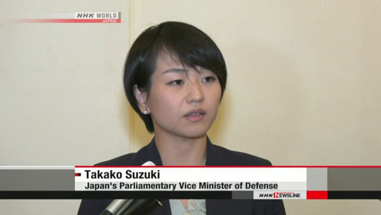 Japanese official visits MFO camp in Egypt
