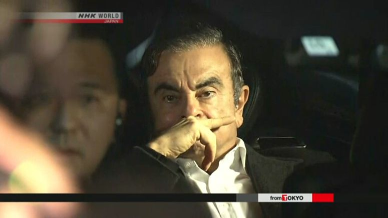 Lawyers planning Ghosn news conference