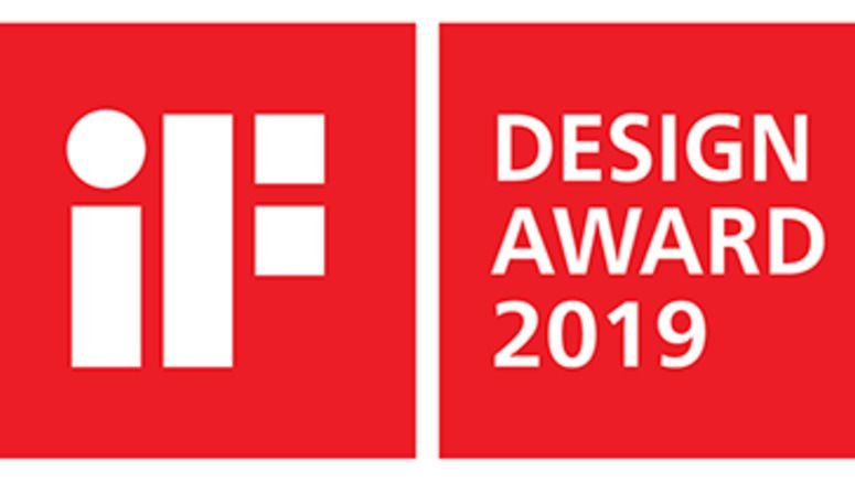 Xperia XZ3 wins 2019 iF Design Award