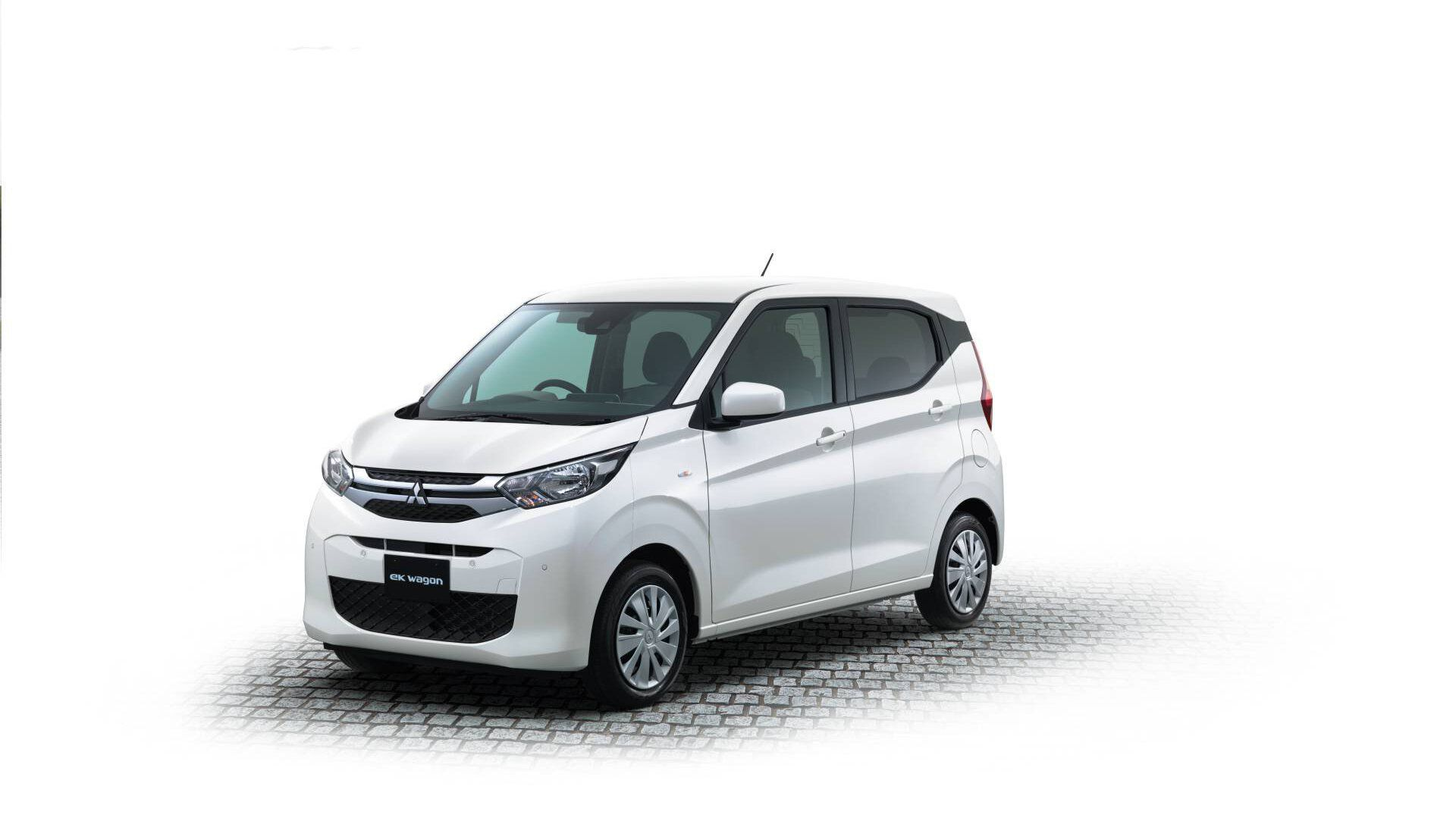 2019 mitsubishi ek wagon and ek x kei cars detailed as