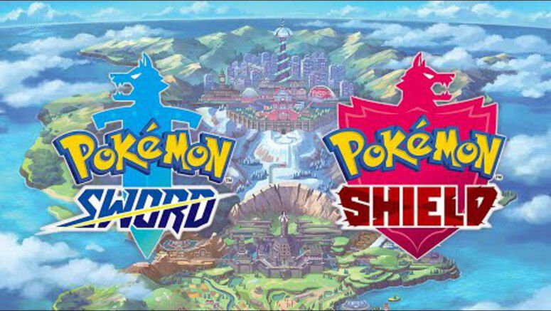 Pokémon Sword and Shield For The Nintendo Switch Announced