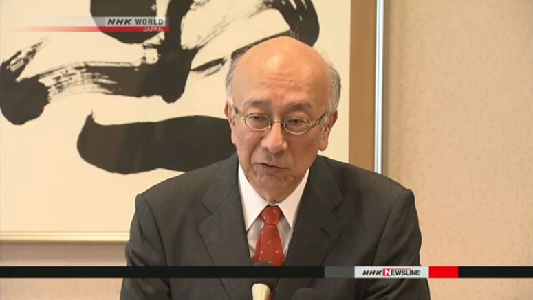 Japanese envoy urges concerted pressure on N.Korea