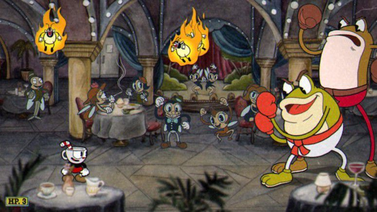Cuphead For Nintendo Switch Releases April 18th