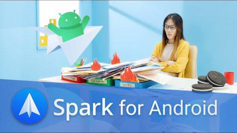 Spark Email Launches On Android Following Inbox's Demise