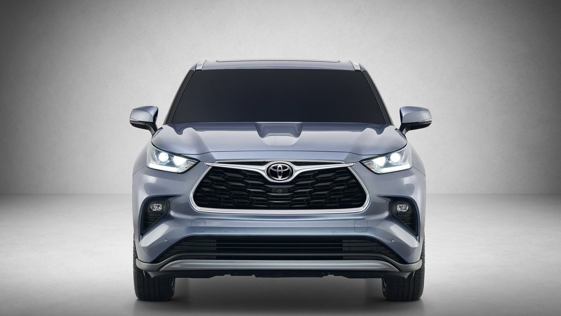 2020 Toyota Highlander Looks At Rav4 For Inspiration New