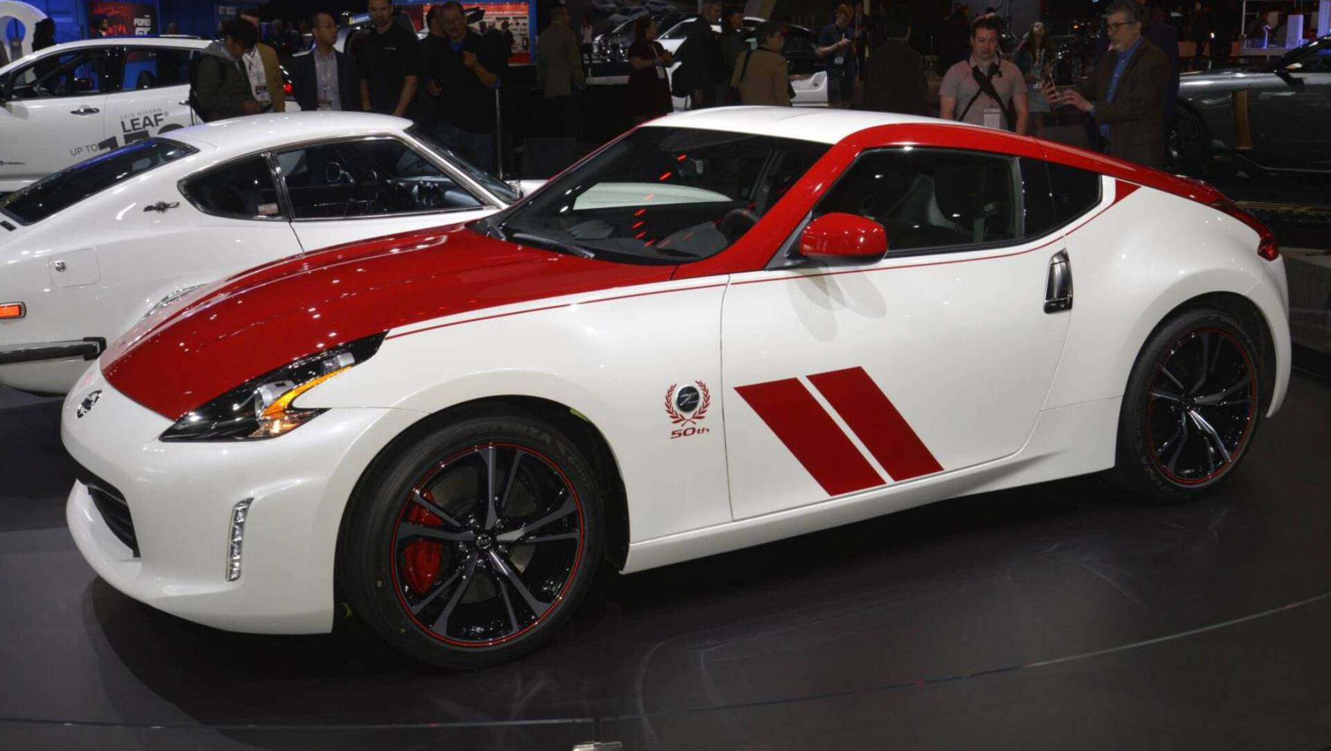Retro Liveried 2020 Nissan 370z 50th Anniversary Edition