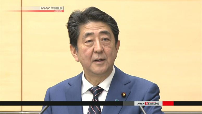 Abe expresses sorrow over Notre-Dame fire