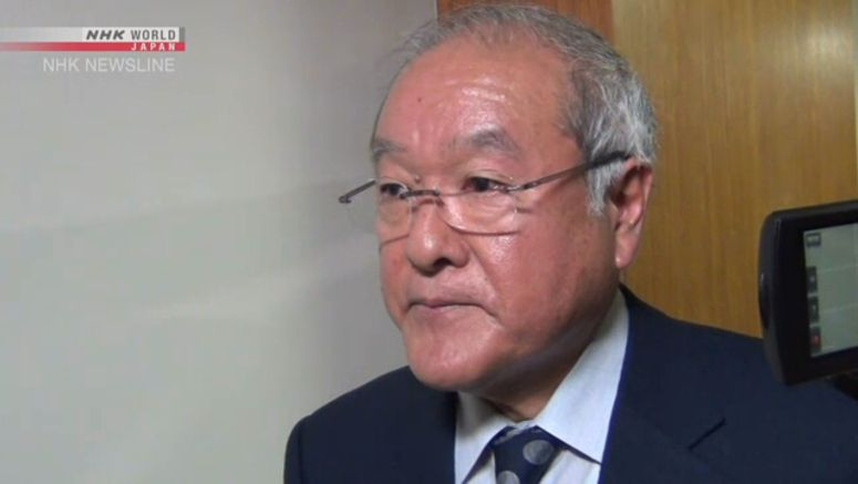 Abe appoints new Olympics minister