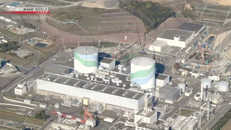 No irregularities reported at nuclear power plants