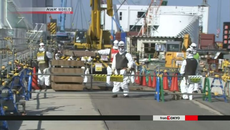 TEPCO told to secure safety for foreign workers