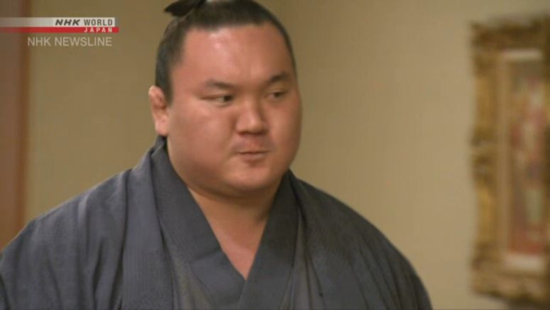 Sumo: Hakuho to sit out next tournament