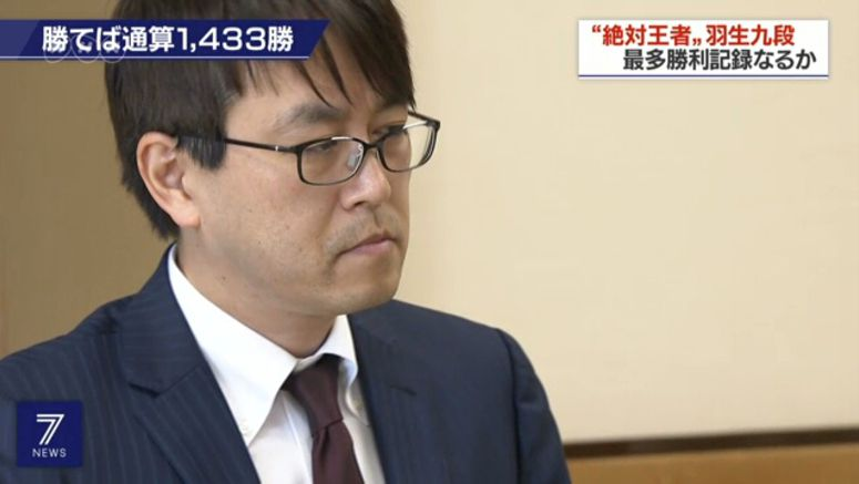 Shogi master Habu ties with holder of record wins