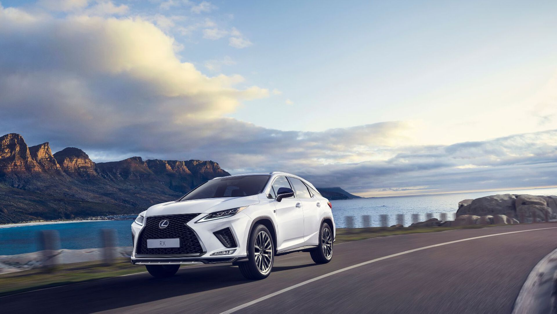 2020 Lexus RX Gets Revised Looks And A Touchscreen Along
