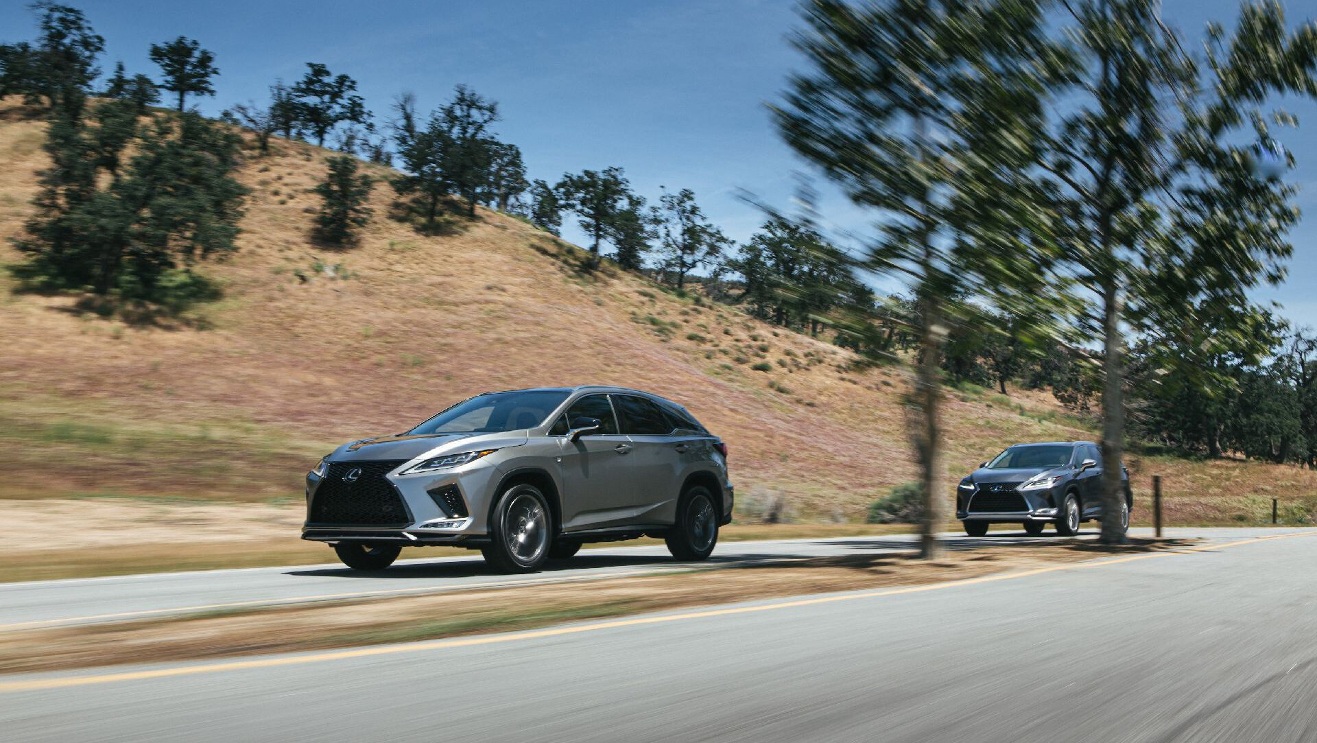 2020 Lexus Rx Gets Revised Looks And A Touchscreen Along With Apple