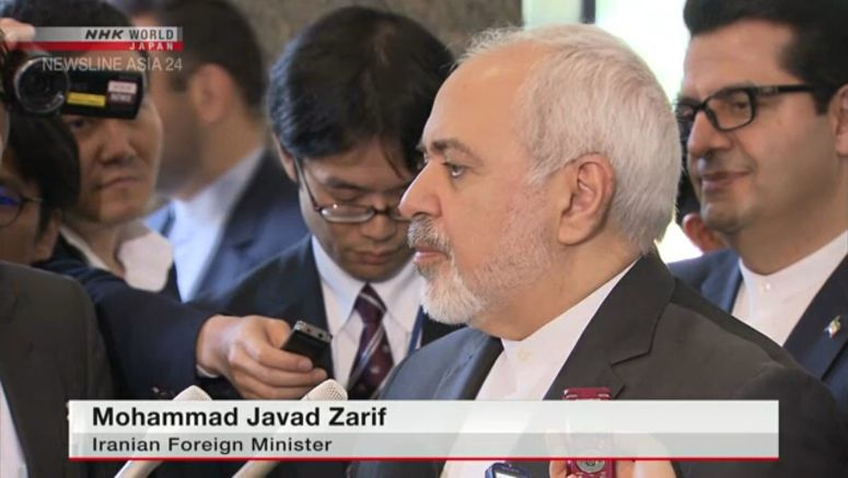 What Zarif hopes to gain from Japan visit