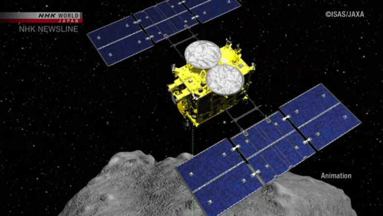 Hayabusa2 to attempt second landing on asteroid