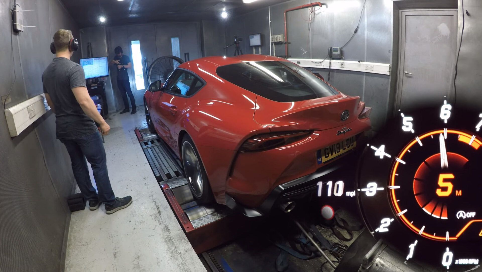 Another Toyota Supra Proves Its Mettle On The Dyno, Tuners Rejoice