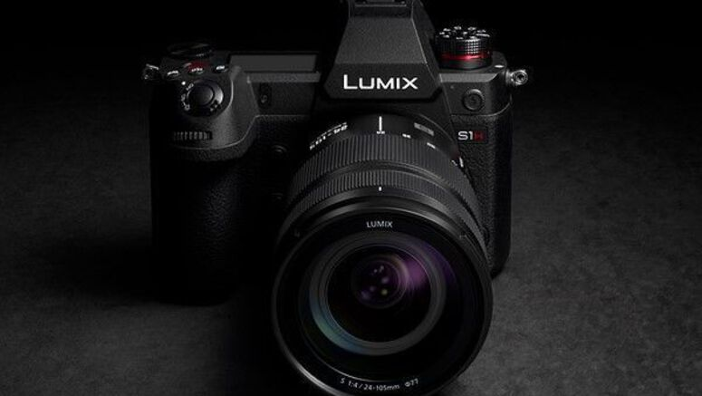 Panasonic Lumix S1H Mirrorless Camera Launched