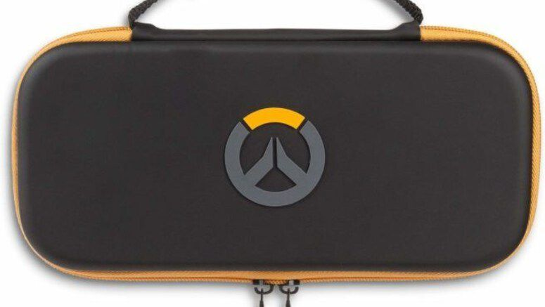 Officially-Licensed Overwatch Nintendo Switch Case Spotted On Amazon