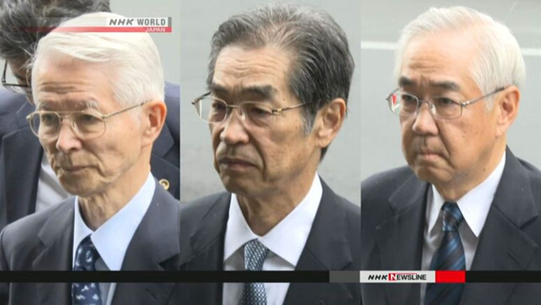 Appeal filed against former TEPCO executives