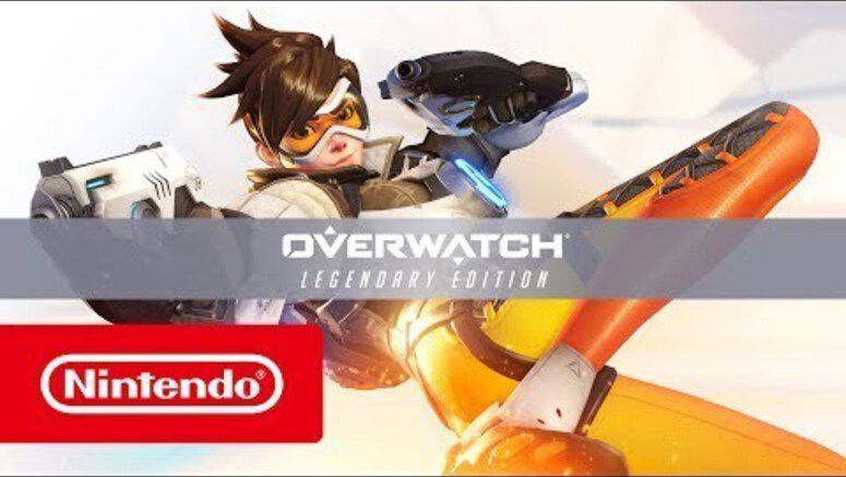 Overwatch Legendary Edition Will Be Coming To The Nintendo Switch