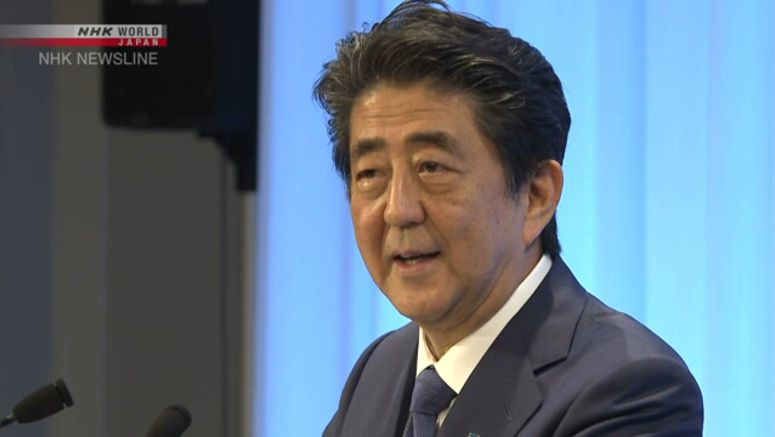 Abe to reshuffle cabinet next week