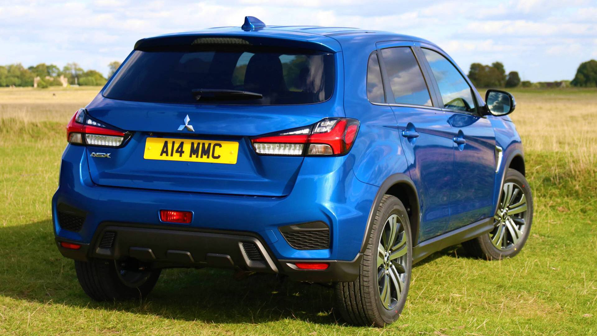 2020 mitsubishi asx goes on sale in britain from ÂŁ20295