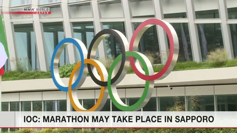 2020 marathon, race walk may be moved to Sapporo