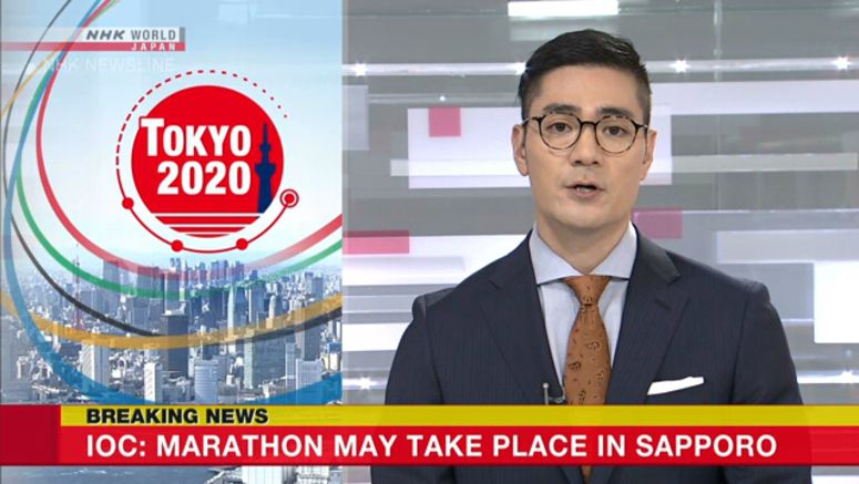 2020 Olympics: Marathon may take place in Sapporo