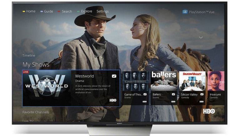 Sony Could Be Considering The Sale Of Its PlayStation Vue Service