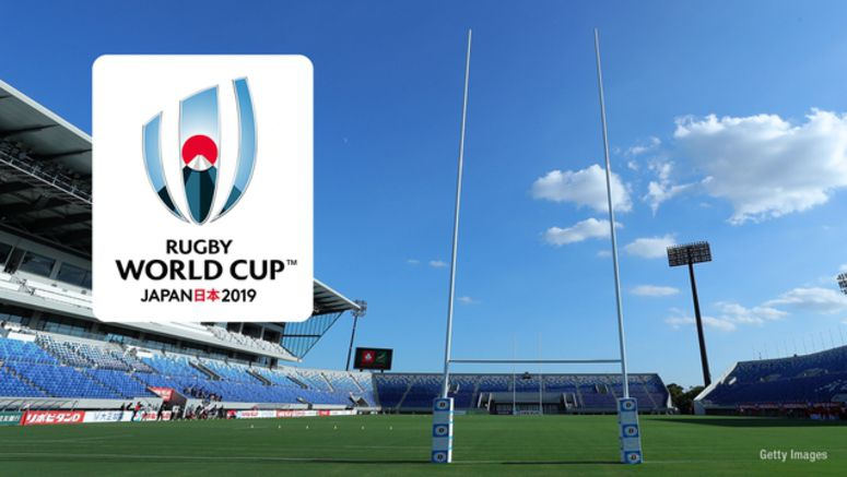 Two Rugby World Cup games canceled due to typhoon