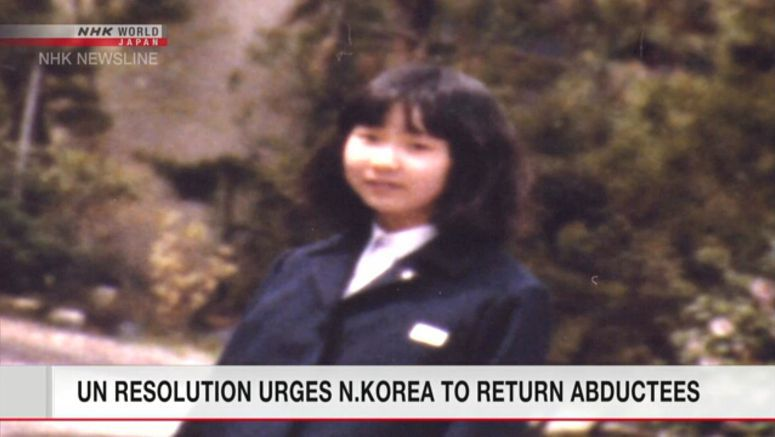 Abductee's mother appeals to Kim for release