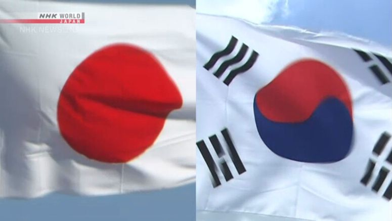 Japan, S.Korea defense ministers meet