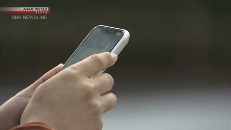 Smartphones behind kids' falling athletic ability
