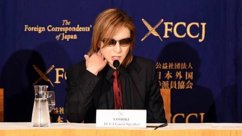 X JAPAN upload music videos for 'ENDLESS RAIN' and 'Silent Jealousy' on YouTube