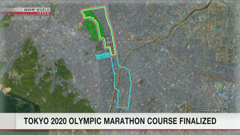 Tokyo 2020 Olympic marathon course finalized