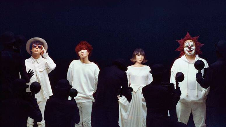 SEKAI NO OWARI to hold 4-major dome tour next September