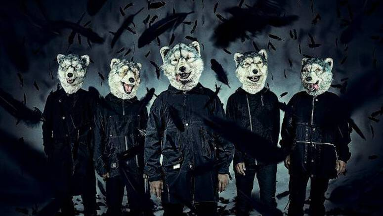 MAN WITH A MISSION to kick off 10th anniversary project