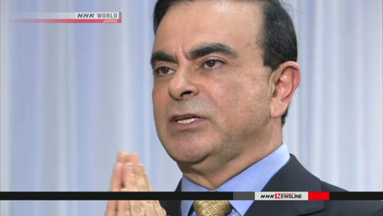 Ghosn confirms in statement that he is in Lebanon