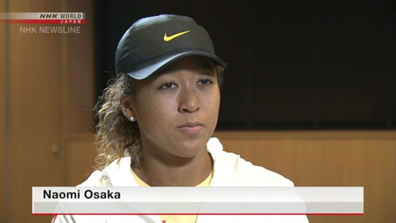 Osaka moves to 3rd round in Australian Open