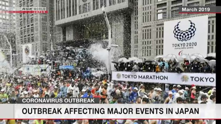 Tokyo Marathon likely to cancel public entries