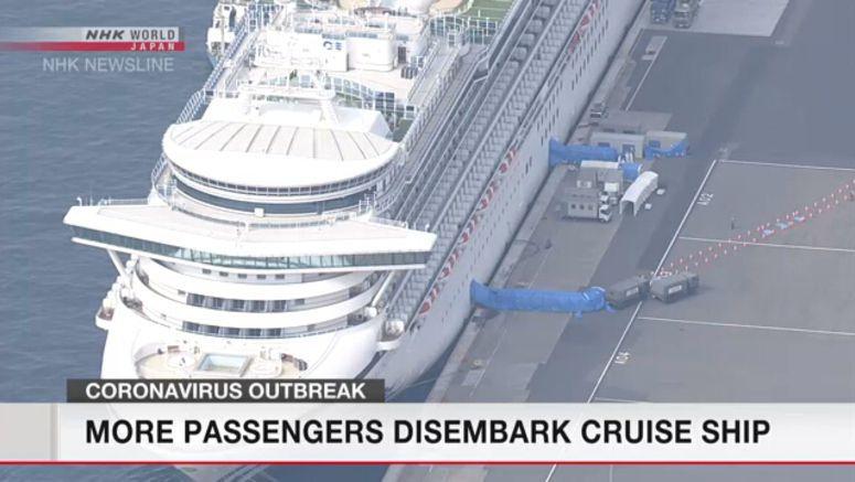 Coronavirus: 2 cruise passengers die